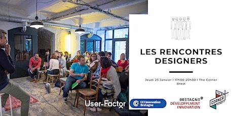 Les Rencontres Designers #2 billets
