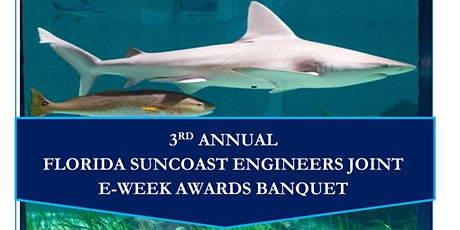 Florida Suncoast Engineers Joint Awards Banquet tickets