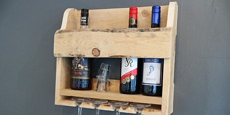 Introduction to Woodwork: Wine Rack tickets