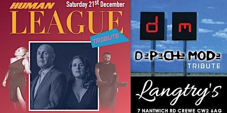 Human League Tribute/ Depeche Mode Tribute + 80s Christmas Party tickets