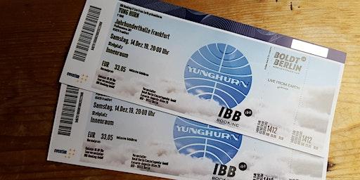 Yung Hurn Konzert Frankfurt