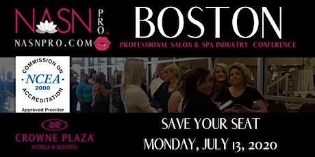 Boston 2020 Conference for Salon & Spa Professionals tickets