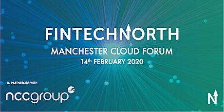 FinTech North Cloud Forum tickets