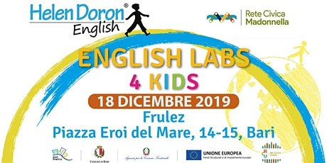Helen Doron Lab - Rcu Madonnella | Frulez biglietti