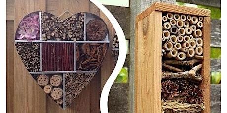Creatief atelier -- Insecten hotel maken tickets