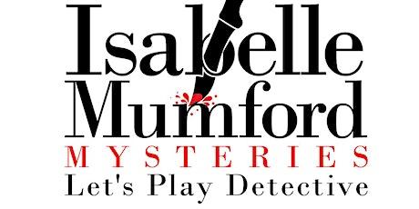 Vintage Murder Mystery - Daisy - Mae's Tea Room tickets