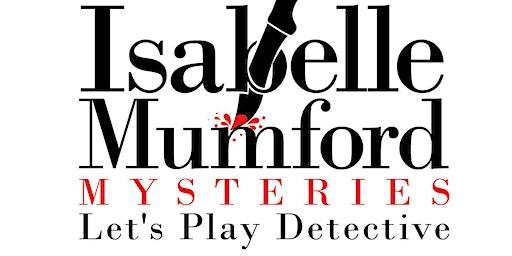 Vintage Murder Mystery - Daisy - Mae's Tea Room