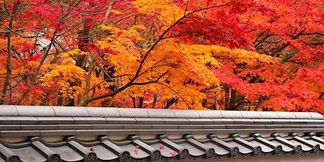 Jardins Secrets du Japon, troisième édition tickets