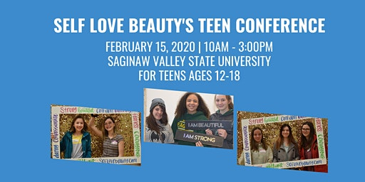 Self Love Beauty Teen Conference