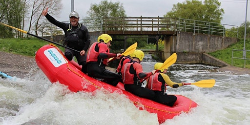 Valentines Singles Event - Whitewater Rafting