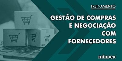 Gestão de Compras e Negociação com fornecedores