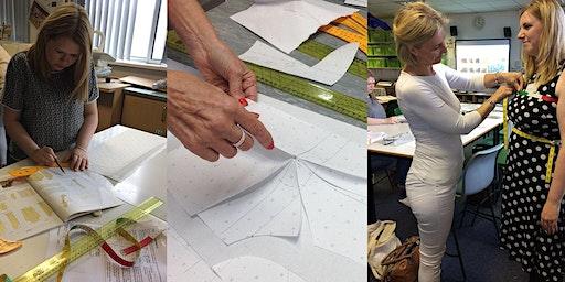 Simple Pattern Drafting for KS3/4/5 Workshop (Manchester)