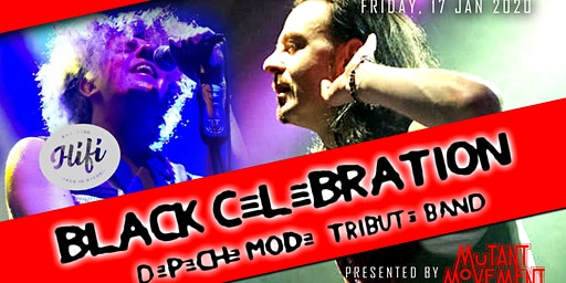 Depeche Mode tribute band Black Celebration: Live in Leeds