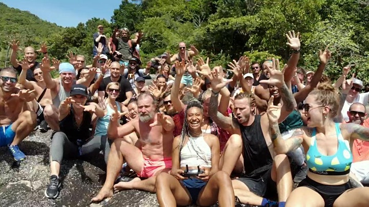 EXPERIENCE  WIM HOF METHOD WEEKEND IN SYDNEY with SAM JAVED image