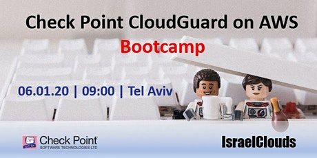 Check Point on AWS Bootcamp tickets