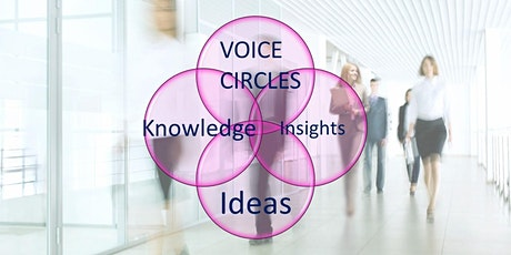 Voice Circle: Diversity & Inclusion Initiatives: What Works and What Doesn't - and Why? tickets