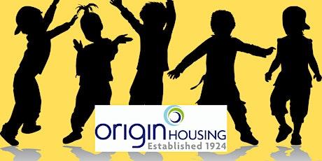 Origin New Year Fitness - Street Dance Classes for Children, Basil Jellicoe tickets