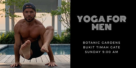Yoga for Men @ Botanic Gardens tickets