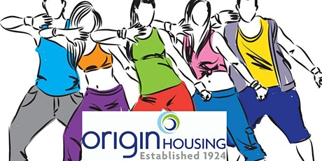Origin New Year Fitness - Adult Zumba Classes at Athlone Hall tickets