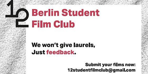 12 Berlin Student Film Club