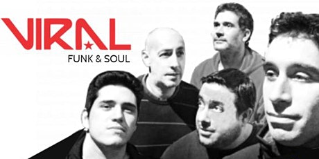 VIRAL funk & soul en CONCIERTO entradas