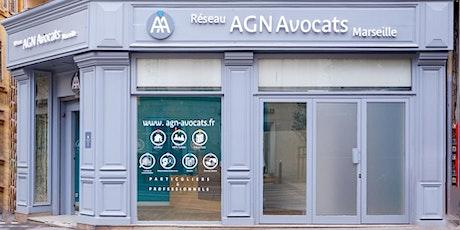 Inauguration de l'Agence AGN Avocats Marseille billets