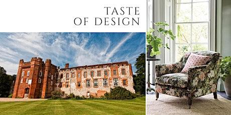 Taste of Design 2020 Roadshow - Farnham Castle, Surrey tickets