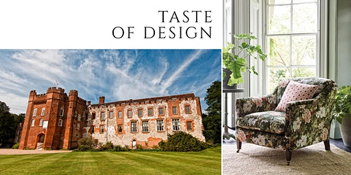 Taste of Design 2020 Roadshow - Farnham Castle, Surrey