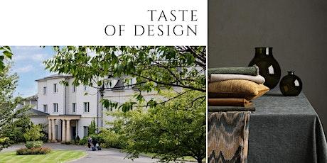 Taste of Design 2020 Roadshow - Bowood Hotel, Wiltshire tickets