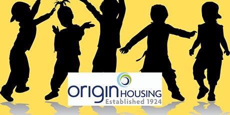 Origin New Year Fitness - Street Dance Classes for Children, Athlone Hall tickets