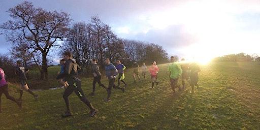 Twilight Trail Run: Gisburn (12km)