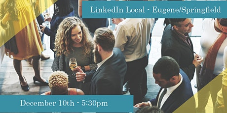LinkedIn Local Eugene/Springfield tickets