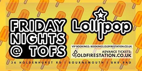 Lollipop tickets