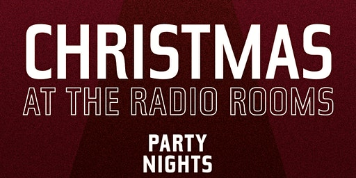 Christmas at The Radio Rooms with Steve Morrison Blues