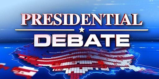 6th Presidential Debate Watch