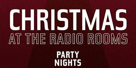 Christmas at The Radio Rooms with Steve Morrison Blues - ENTRY ONLY tickets