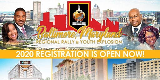 East Region Youth Rally and Explosion, Baltimore, MD