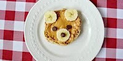 Mini Chef Creations: Teddy Bear Toast - GIANT Langhorne