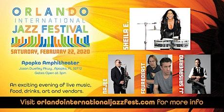 Orlando International Jazz Festival tickets