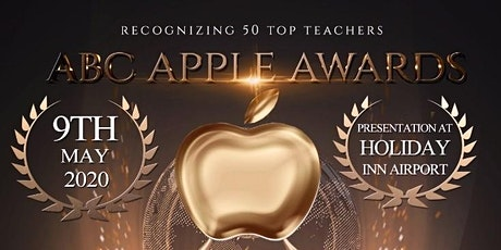 ABCs/Apple  Top 50 Teacher's Award Gala tickets