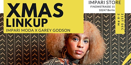 X MAS LINK UP- IMPARI MODA & GAREY GODSON Tickets