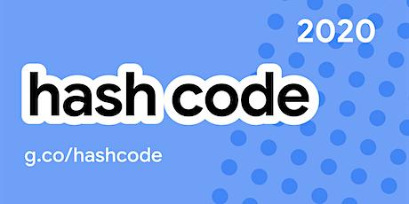 Hash Code 2020 - LogiHub biglietti