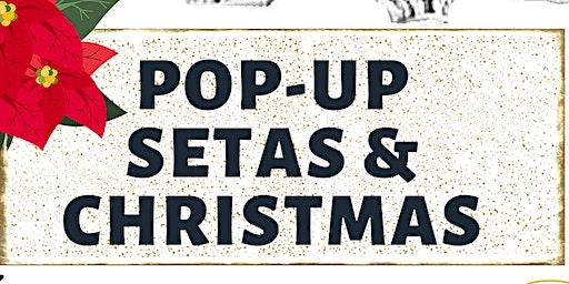 POPUP Setas&Christmas (Market Moda, Belleza, Gastronomía)