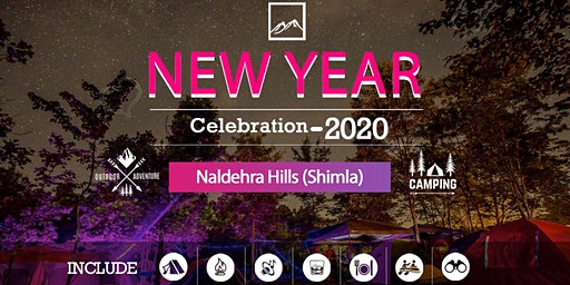 New Year Celebration In Shimla ( Naldehra)
