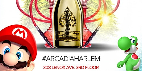 Arcadia Harlem - Sit Down Dinner + Game Night tickets