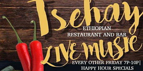 Tsehay Ethiopian Restaurant and Bar tickets