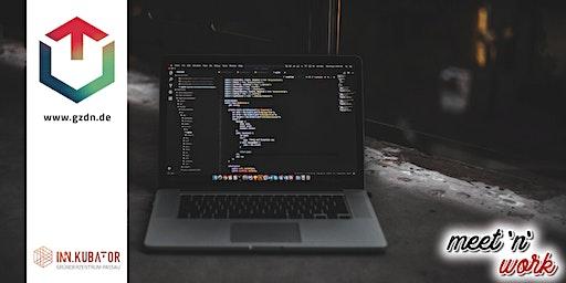 INN.KUBATOR Meet 'n' work - Git