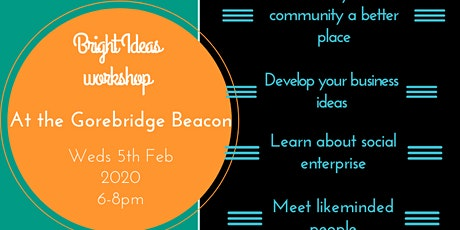 Bright Ideas: Social Entrepreneurs Networking Event tickets