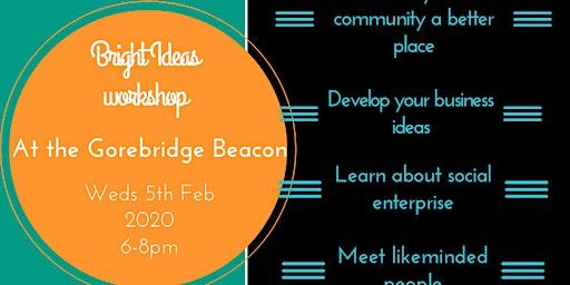 Bright Ideas: Social Entrepreneurs Networking Event