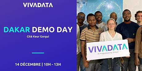 [Demo Day] VIVADATA Dakar tickets